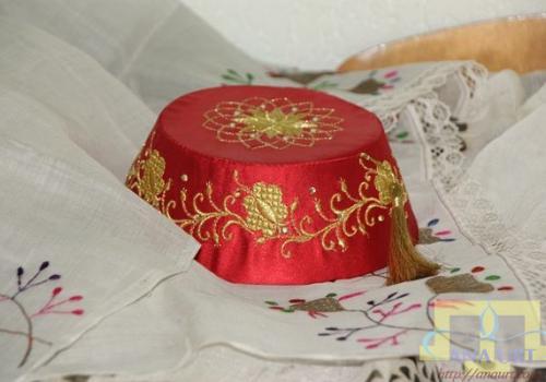 Как сделать своими руками татарский национальный головной убор